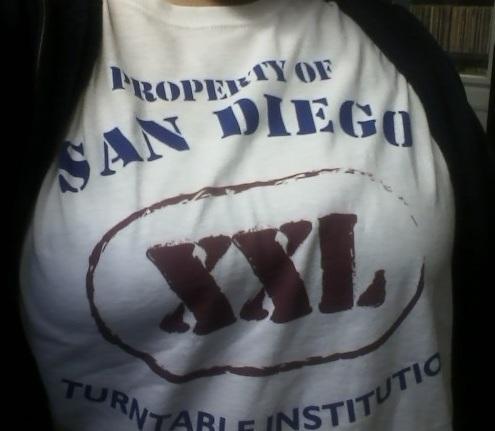 New S.D.T.I.T-Shirt